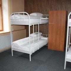 Хостел Зебра Кровать в общем номере двухъярусные кровати фото 6