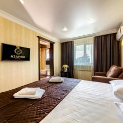 Гостиница Азария Стандартный номер с различными типами кроватей фото 2