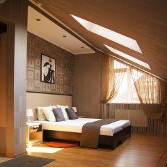 Гостиница Арт-Отель Полулюкс разные типы кроватей