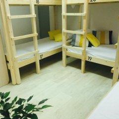 Хостел Dom Кровать в мужском общем номере с двухъярусными кроватями фото 6