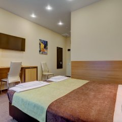 Мини-Отель Комфорт Класс комната для гостей фото 13