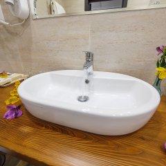 Гостиница Голубая Лагуна Номер Делюкс разные типы кроватей фото 26