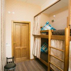 Хостел Рус - Иркутск Номер с общей ванной комнатой с различными типами кроватей (общая ванная комната) фото 2