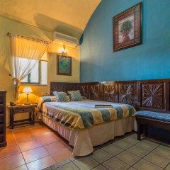Отель Hacienda El Santiscal - Adults Only Стандартный номер с различными типами кроватей