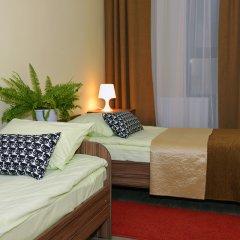 Гостиница Вояж Номер категории Эконом с различными типами кроватей