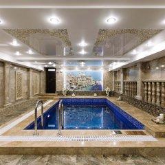 Гостиница Bellagio бассейн