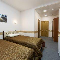 Мини-Отель Новотех Стандартный номер с различными типами кроватей фото 32
