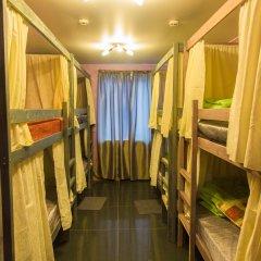 Хостел РусМитино Кровати в общем номере с двухъярусными кроватями фото 2