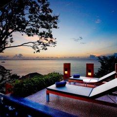 Sri Panwa Phuket Luxury Pool Villa Hotel балкон