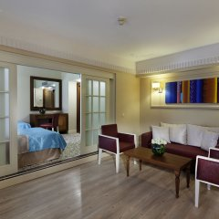 Euphoria Hotel Tekirova 5* Люкс с различными типами кроватей фото 7