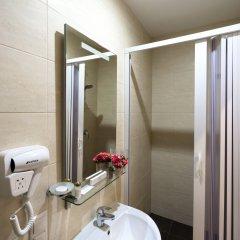 Гостиница Павелецкая Аэро 3* Стандартный номер разные типы кроватей фото 5
