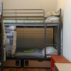 Хостел Кислород O2 Home Кровать в общем номере фото 15