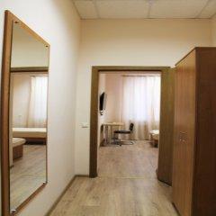Хостел Бор на Волге Улучшенный номер двуспальная кровать