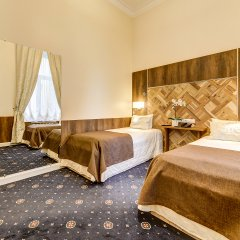 Гостиница Новая История Стандартный номер с 2 отдельными кроватями