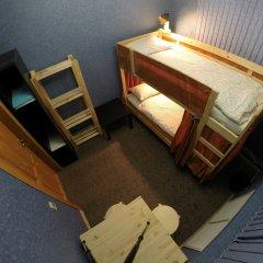 Гостиница Майкоп Сити Кровать в общем номере с двухъярусной кроватью фото 10
