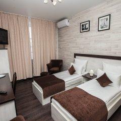 Гостиница FOX в Барнауле 5 отзывов об отеле, цены и фото номеров - забронировать гостиницу FOX онлайн Барнаул комната для гостей фото 2