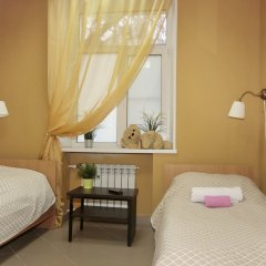 Hostel Podvorie Номер категории Эконом с различными типами кроватей фото 3