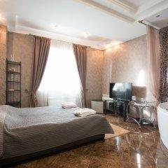Гостиница Гравор 3* Люкс с различными типами кроватей фото 3