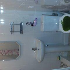 Апартаменты Семейный номер с видом на море ванная