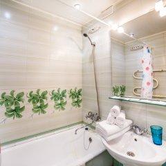 Гостиница на Суворова в Калуге отзывы, цены и фото номеров - забронировать гостиницу на Суворова онлайн Калуга ванная фото 2