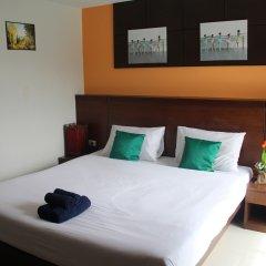 Green Harbor Patong Hotel 2* Стандартный номер разные типы кроватей фото 9
