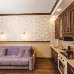 Мини-Отель Вилла Полианна Апартаменты с различными типами кроватей фото 3