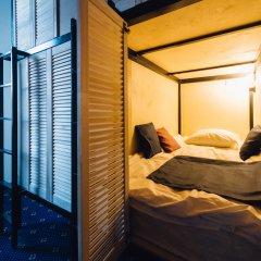 Хостел Fabrika Moscow Кровать в женском общем номере с двухъярусными кроватями фото 7