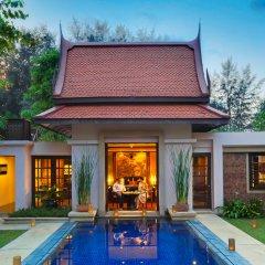 Banyan Tree Phuket Hotel 5* Вилла Премиум разные типы кроватей фото 21