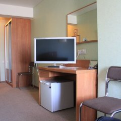 Гостиница Два крыла Номер категории Эконом с различными типами кроватей фото 2