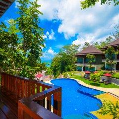 Курортный отель Crystal Wild Panwa Phuket 4* Стандартный номер с различными типами кроватей фото 15