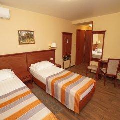 Парк-отель ДжазЛоо 3* Стандартный семейный номер с разными типами кроватей фото 4
