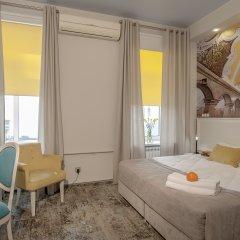Апарт-Отель Наумов Лубянка Номер Комфорт разные типы кроватей фото 4