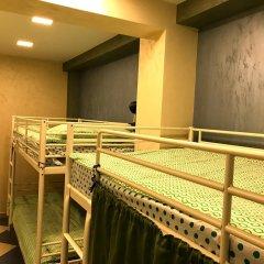Хостел Аквариум Кровать в общем номере с двухъярусными кроватями фото 23
