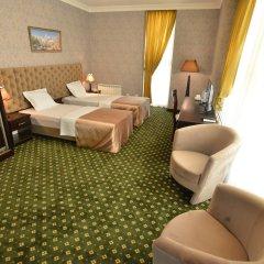 Gloria Hotel 4* Номер Делюкс с различными типами кроватей фото 7