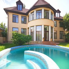 Гостиница Вилла Luxury villa Dacha бассейн фото 2