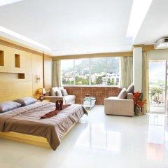 Отель Patong Eyes 3* Люкс с различными типами кроватей фото 2