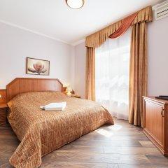 Гостиница Мон Плезир Химки Стандартный номер с различными типами кроватей
