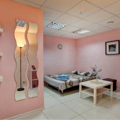 Мини-отель Брусника у метро Красносельская Номер с общей ванной комнатой с различными типами кроватей (общая ванная комната)