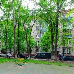 Апартаменты Domumetro на Академической парковка