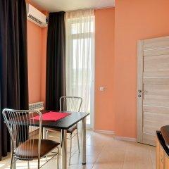 Апарт-Отель Тихая Бухта Стандартный номер с различными типами кроватей фото 6