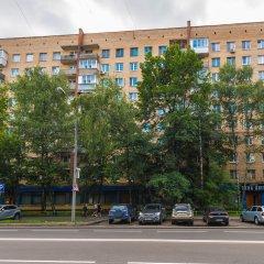 Апартаменты на улице Панфёрова 10 парковка