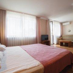 Парк-Отель и Пансионат Песочная бухта 4* Улучшенный номер с двуспальной кроватью фото 2