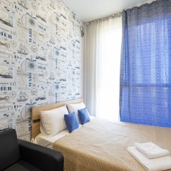 Гостиница More Apartments на Бакинской 36 в Сочи отзывы, цены и фото номеров - забронировать гостиницу More Apartments на Бакинской 36 онлайн комната для гостей фото 2