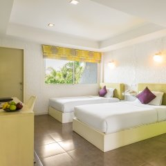 Отель Lantana Pattaya Таиланд, Паттайя - 1 отзыв об отеле, цены и фото номеров - забронировать отель Lantana Pattaya онлайн комната для гостей фото 4