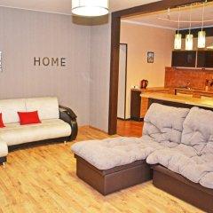 Апартаменты у Аквапарка Люкс с разными типами кроватей фото 21