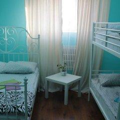 Гостиница Вернисаж Номер Эконом с разными типами кроватей (общая ванная комната) фото 31