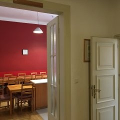 Hostel Rosemary Кровать в общем номере с двухъярусной кроватью фото 28