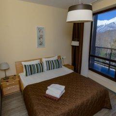 Апарт-Отель Skypark Апартаменты с разными типами кроватей фото 17