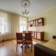 Гостевой дом Луидор Апартаменты с разными типами кроватей фото 24