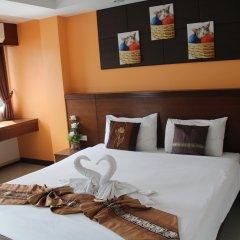 Green Harbor Patong Hotel 2* Стандартный номер разные типы кроватей фото 21